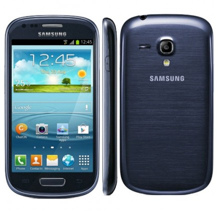 Just because it is Mini, it doesn't mean that it isn't as...  The Samsung Galaxy S3 Mini Blue is a scaled down